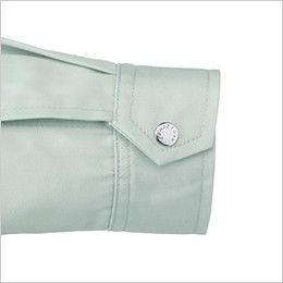 ジーベック 1489 T/Cツイルブルゾン(女性用) ドットボタン
