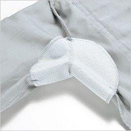 ジーベック 1498 [春夏用]T/Cサマーツイル長袖ブルゾン(女性用) 消臭汗取りパッド