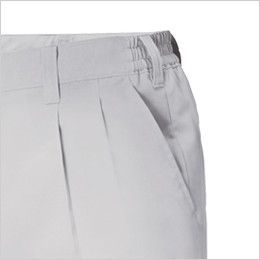 ジーベック 1556 [春夏用]クレスタ21ツータック ラットズボン(男性用) ポケット