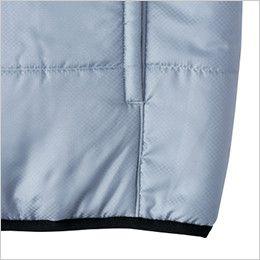 ジーベック 158 クレスタ21軽量防寒スタッフブルゾン(リバーシブル)(男女兼用) バインダー仕様