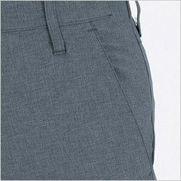 ジーベック 1815 [春夏用]カラーストレッチハーフパンツ(男性用)  ポケット付き