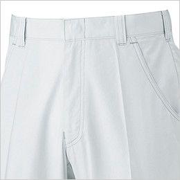 ジーベック 2010 [春夏用]綿100%サマーツイル ノータックスラックス(男性用) ノータック