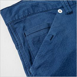 ジーベック 2255 [春夏用]現場服ハーフパンツ(男性用)  コインポケット付き