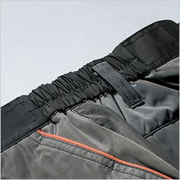 ジーベック 340 [秋冬用]超撥水防寒パンツ ゴム仕様