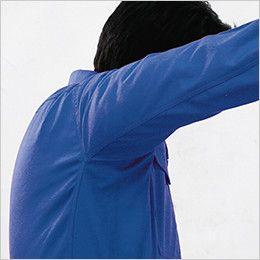 ジーベック 34012 綿100%ツイル  楽脱ファスナーつなぎ 続服(男女兼用) XEカット