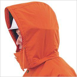 ジーベック 531 防水防寒コート 取り外し可能
