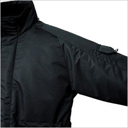 ジーベック 591 防水防寒コート(男女兼用) ラグラン袖仕様