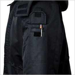 ジーベック 591 防水防寒コート(男女兼用) ペン差し