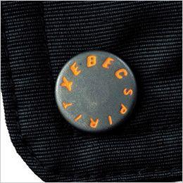 ジーベック 591 防水防寒コート(男女兼用) オリジナル刻印ボタン