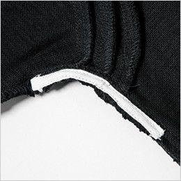 ジーベック 6055 [春夏用]現場服 長袖ポロシャツ 消臭テープ付き