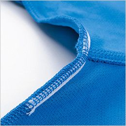 ジーベック 6165 カラーライダース長袖ジップアップ・ポロシャツ(男女兼用) 消臭テープ付き