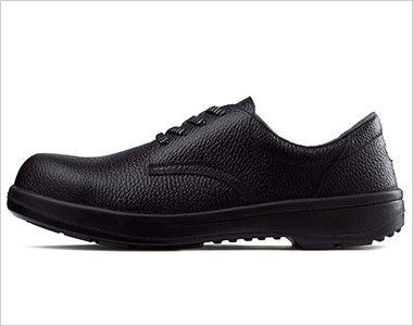 ジーベック 85021 安全短靴 樹脂先芯 軽量でクッション性に優れたウレタン2層底