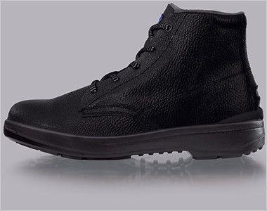 ジーベック 85022 安全中編上靴 樹脂先芯 樹脂先芯 軽量でクッション性に優れたウレタン2層底