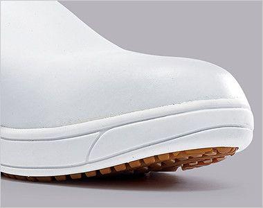 ジーベック 85664 安全靴 厨房シューズ スチール先芯  鋼製先芯