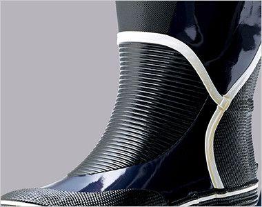 ジーベック 85706 長靴[先芯なし] ラバー