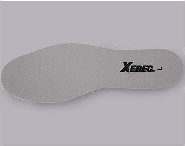 ジーベック 85706 長靴[先芯なし] クッション性の良いインソール付きです。
