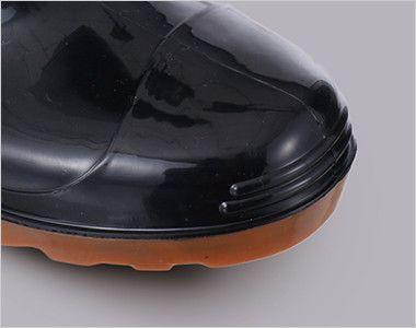 ジーベック 85707 耐油安全長靴 スチール先芯 鋼製先芯
