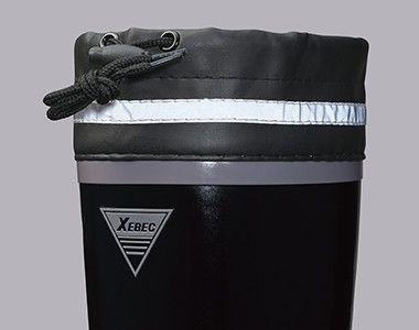 ジーベック 85717 長靴(先芯なし)(男女兼用) 反射材付き