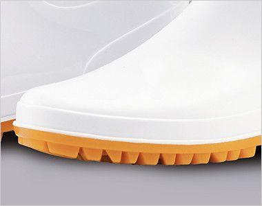 ジーベック 85762 耐油長靴 先芯なし