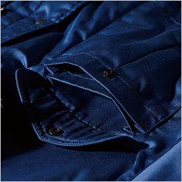 ジーベック 991 超撥水リサイクリーン防寒コート 小銭ポケットを内蔵したマルチポケット