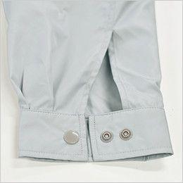 KU90510 [春夏用]空調服 長袖ブルゾン ポリ100% ダブルボタン