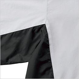 ジーベック XE98003 [春夏用]空調服 長袖ブルゾン ポリ100% 脇に配色使用