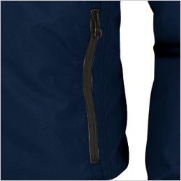 ジーベック XE98015 [春夏用]空調服 遮熱 長袖ブルゾン ポリ100% ファスナーポケット付き