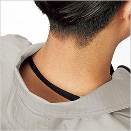 ジーベック XE98102 [春夏用]空調服 ハーネス対応 綿100%現場服ブルゾン 調整ひもで空気の抜けを調整
