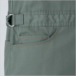 [在庫限り/返品交換不可]21-1401 ディッキーズ 長袖ツナギ ミニポケット