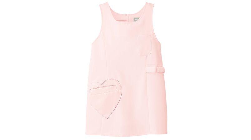 861371 アイトス/ルミエール 胸当てエプロン(ハートポケット)(女性用) 商品詳細・こだわりPOINT