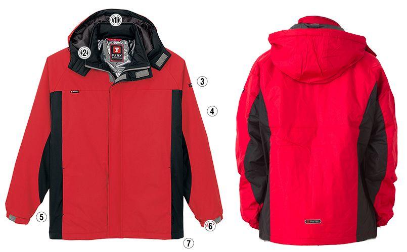 AZ50109 アイトス タルテックス 防寒ジャケット 商品詳細・こだわりPOINT