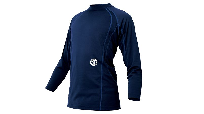 AZ551048 タルテックス アイトス 長袖Tシャツ(男女兼用) 商品詳細・こだわりPOINT