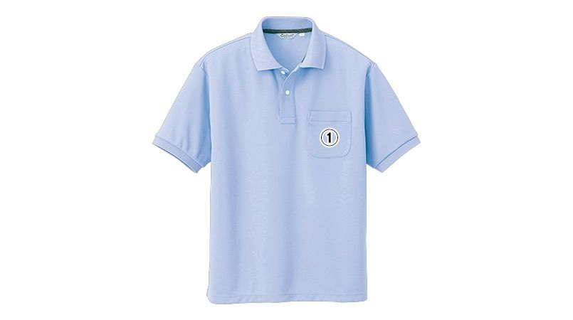 CL1000 アイトス 半袖クイックドライポロシャツ(男性用) 商品詳細・こだわりPOINT