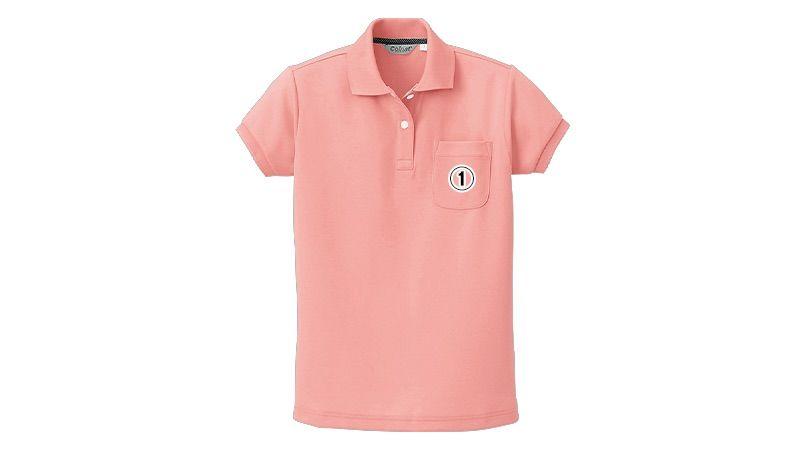 CL2000 アイトス 半袖クイック ドライポロシャツ(女性用) 商品詳細・こだわりPOINT