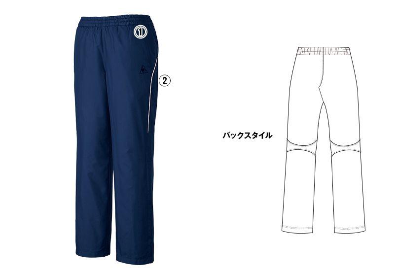 UZL2026 ルコック ジャージ パンツ(男女兼用) 商品詳細・こだわりPOINT