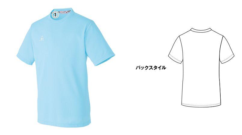 UZL3016 ルコック 半袖ドライTシャツ(男女兼用) 商品詳細・こだわりPOINT