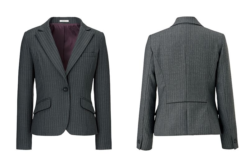 BONMAX AJ0237 ベガ 5つの優れた機能付き!寒色系のピンストライプのジャケット 商品詳細・こだわりPOINT
