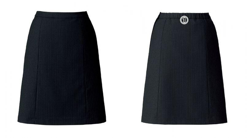 BONMAX AS2286 [通年]オピニオン Aラインスカート ストライプ 商品詳細・こだわりPOINT