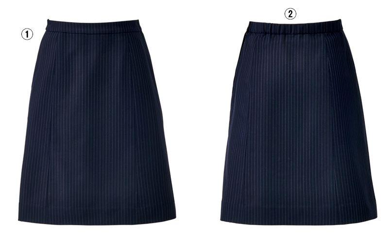 BONMA AS2300 [通年]コーデュラカラーST Aラインスカート 商品詳細・こだわりPOINT