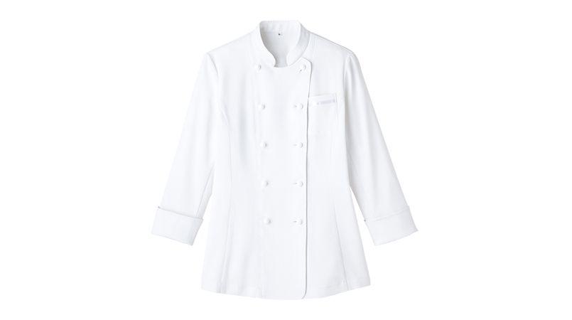 FB4015L FACEMIX コックシャツ(女性用) 商品詳細・こだわりPOINT