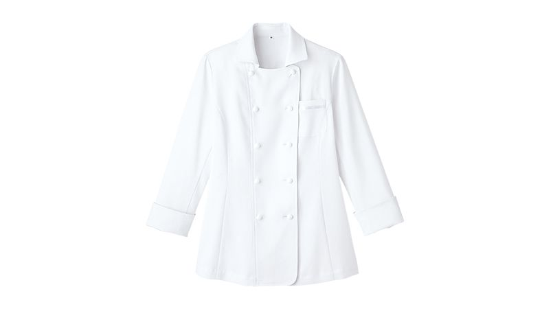 FB4016L FACEMIX コックシャツ(女性用) 商品詳細・こだわりPOINT