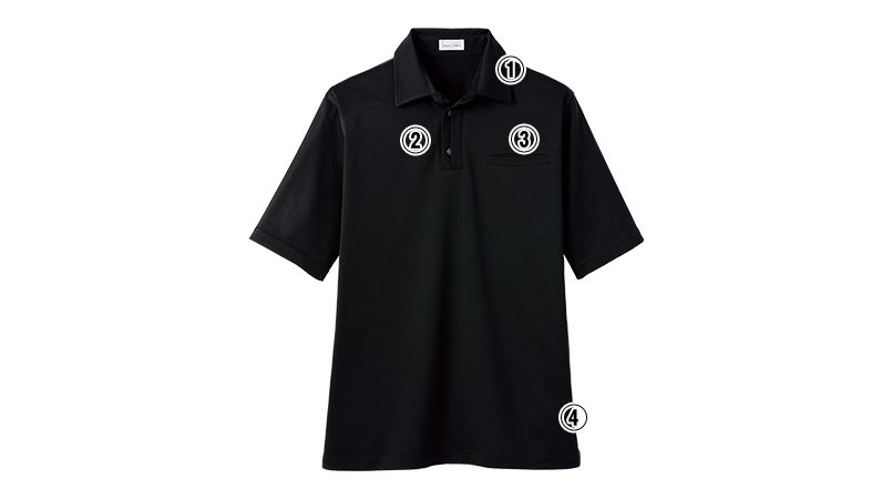 FB4532U FACEMIX 和ニットポロシャツ(男女兼用) 商品詳細・こだわりPOINT