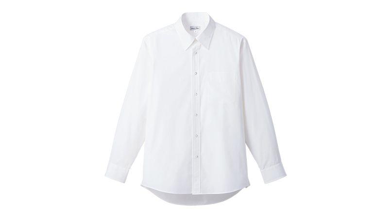 FB4534U FACEMIX レギュラーカラーブロードシャツ/長袖(男女兼用) 商品詳細・こだわりPOINT