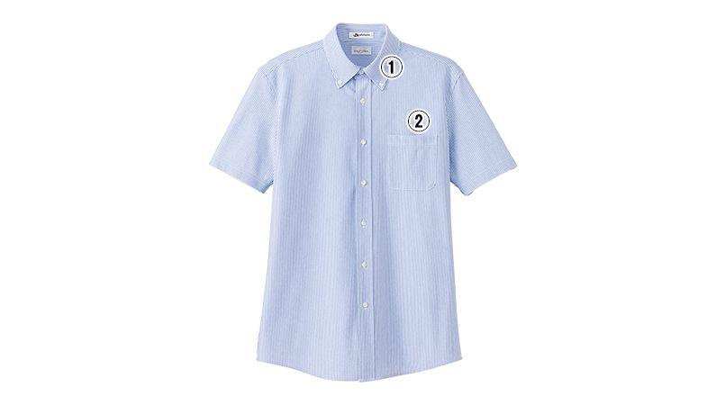FB5029M FACEMIX 吸汗速乾ニットシャツ/半袖(男性用) 商品詳細・こだわりPOINT