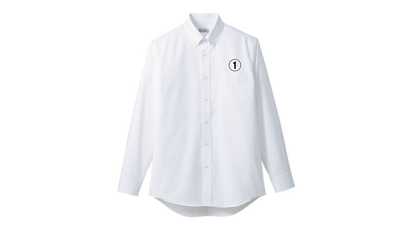 FB5035M FACEMIX 吸水速乾シャツ/長袖(男性用) 商品詳細・こだわりPOINT