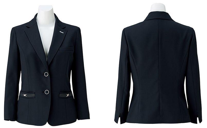BONMAX LJ0763 [春夏用]イルマーレ 七分袖テーラードジャケット 無地 商品詳細・こだわりPOINT