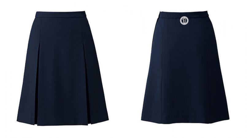 BONMAX LS2755 [春夏用]イルマーレ プリーツスカート 無地 商品詳細・こだわりPOINT