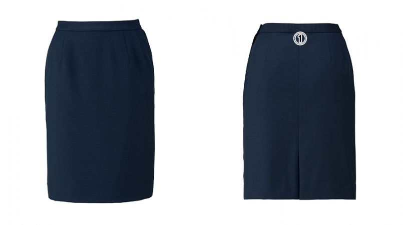 BONMAX LS2756 [春夏用]イルマーレ 真夏に嬉しい清涼感、すっきりタイトスカート 無地 商品詳細・こだわりPOINT