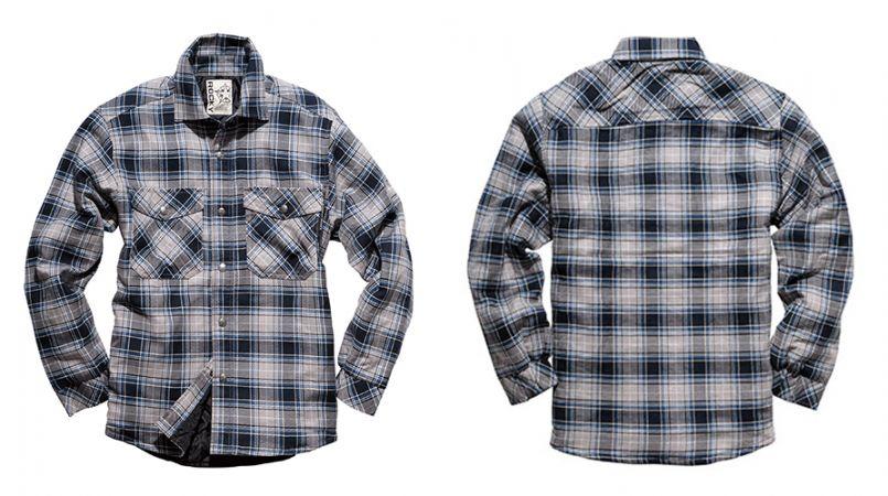[在庫限り]RS4901 ROCKY キルトシャツ(男女兼用) 商品詳細・こだわりPOINT