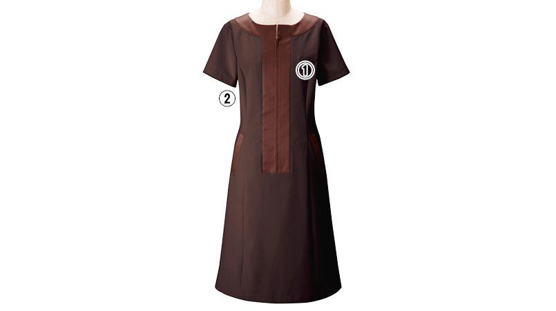 00109 BONUNI(ボストン商会) ワンピース(女性用) 商品詳細・こだわりPOINT